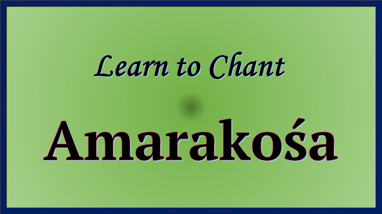 Learn Amarakosha